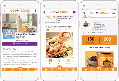 mobile loyalty points and coupons